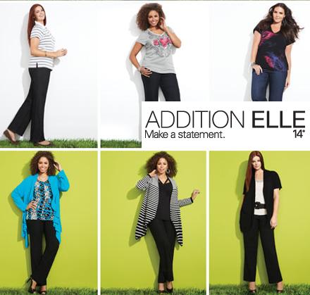 addition-elle plus size fashions for curvy women