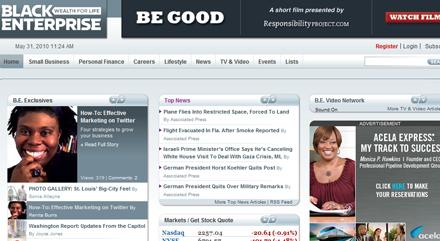 LaShanda Henry - Twitter Marketing Article Black Enterprise.com