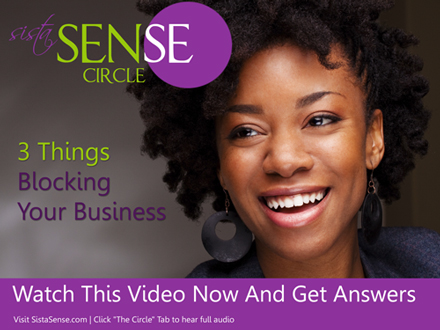 LaShanda Henry Shares Three Things Blocking Your Online Business - Video Guide for Women Entrepreneurs