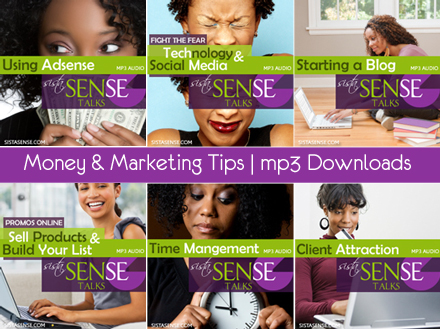 SistaSense Talks: LaShanda Henry Shares Internet Marketing Strategies with Women Entrepreneurs