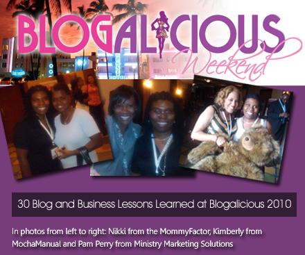 Blogalicious 2010 - LaShanda Henry