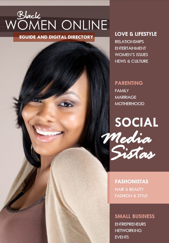 Websites Created for and/by Black Women, African American Women, Caribbean Women, Women of Color