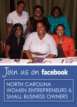 SistaSense Facebook / Meetup Group: NC Women Entrepreneurs
