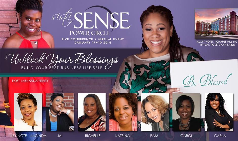 SistaSense Power Circle 2014 Conference