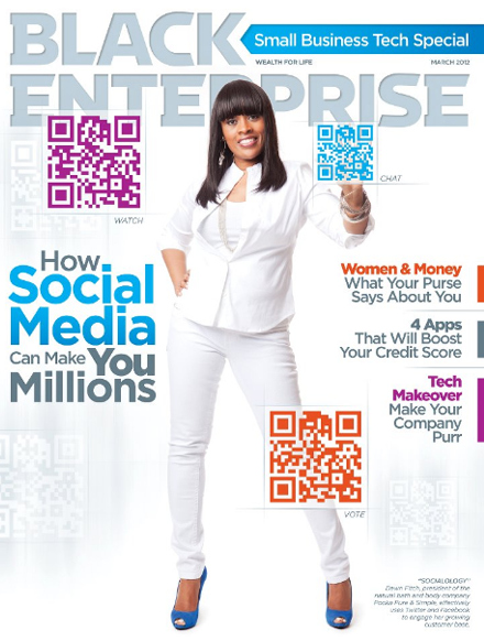 She saw $95,000 in Business Growth Using Social Media