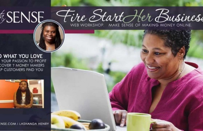 Fire Start Her Business Workshop