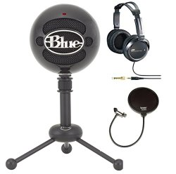 Perfect for Podcasting: The Snowball Microphone