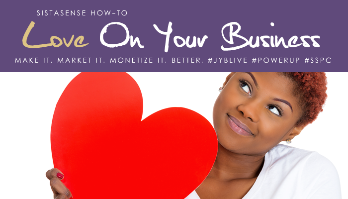 5 Steps to Love on Your Business and Generate Sales