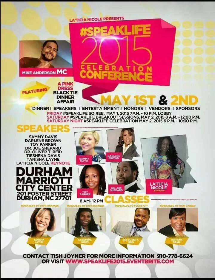 SpeakLife 2015 Conference