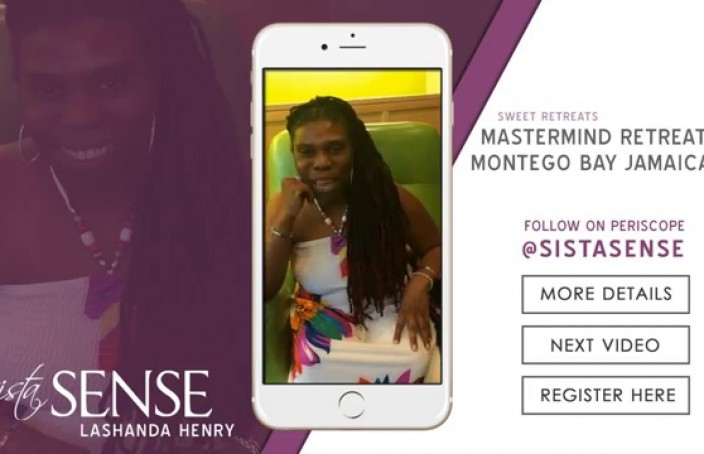 SistaSense May Mastermind in Jamaica! Are you in?