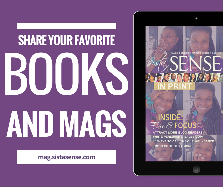 Sharing Favorite Biz Books and Mags