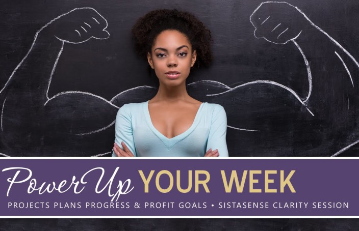 (video) Power Up Your Week: Progress and Productivity Advice for Entrepreneurs
