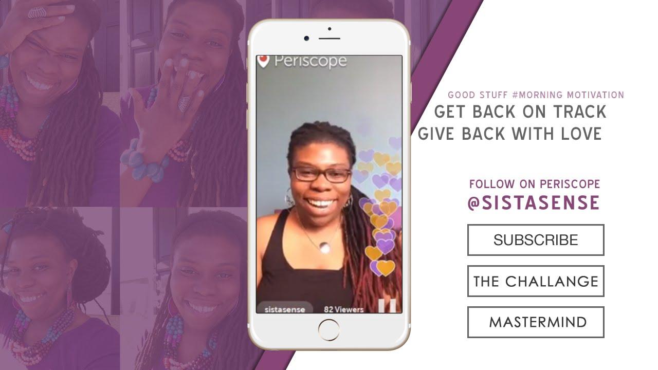 Good Stuff EP01: Get Back and Give Back Entrepreneurs