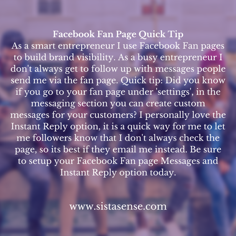 Optimize Social Engagement: Facebook Fan page Instant Reply