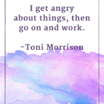 Act Now - Anger - Negative Thoughts - Selft Doubt Quotes for Women Entrepreneurs SistaSense Series (2)