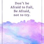 Act Now - Cope with Failture - Quotes for Women Entrepreneurs - SistaSense Series (17)