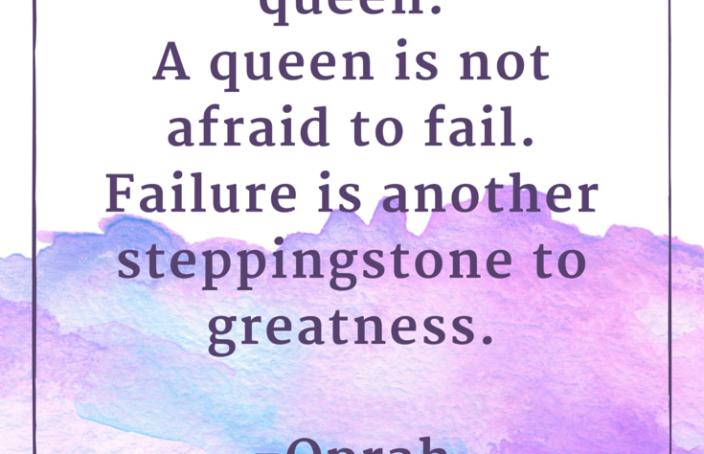 Act Now - Cope with Failture - Quotes for Women Entrepreneurs - SistaSense Series (3)