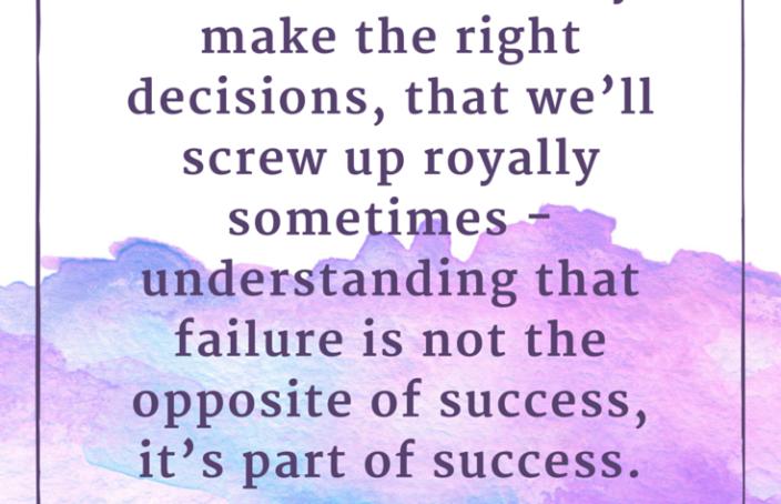 Act Now - Cope with Failture - Quotes for Women Entrepreneurs - SistaSense Series (7)