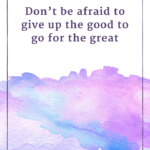 Act Now - Fight Your Fears - Quotes for Women Entrepreneurs - SistaSense Series (21)