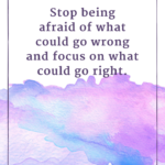 Act Now - Fight Your Fears - Quotes for Women Entrepreneurs - SistaSense Series (24)