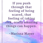 Act Now - Fight Your Fears - Quotes for Women Entrepreneurs - SistaSense Series (3)