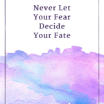 Act Now - Fight Your Fears - Quotes for Women Entrepreneurs - SistaSense Series (8)