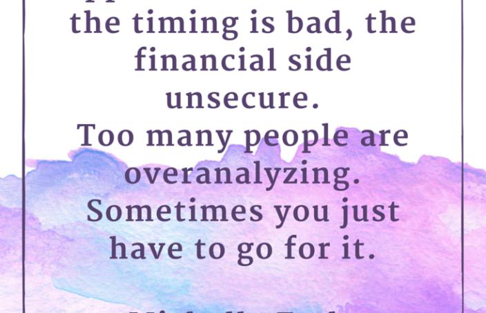 Act Now - Get Unstuck - Quotes for Women Entrepreneurs - SistaSense Series (15)