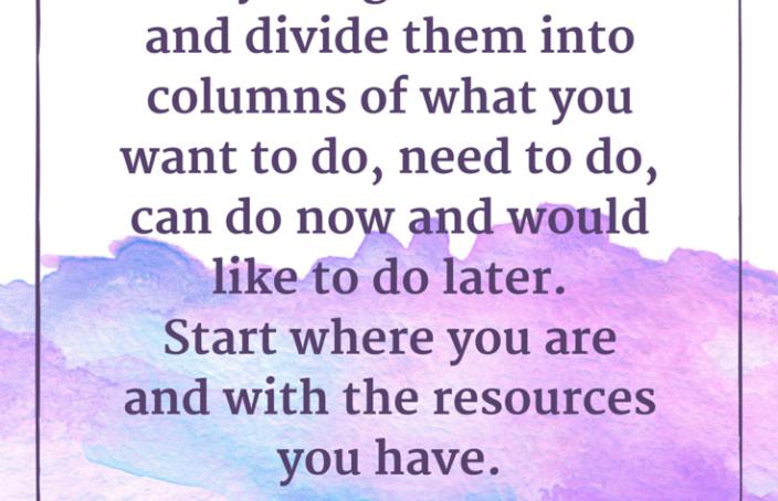 Act Now - Get Unstuck - Quotes for Women Entrepreneurs - SistaSense Series (6)
