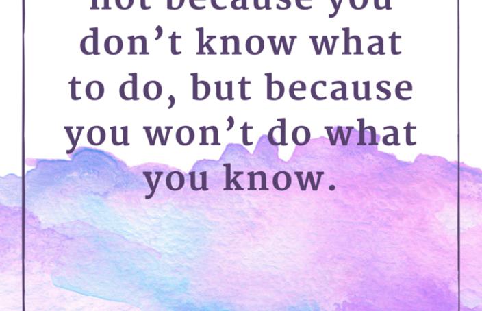 Act Now - Get Unstuck - Quotes for Women Entrepreneurs - SistaSense Series (8)