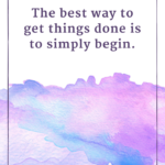 Act Now - Jumpstart Your Day - Productivity Quotes for Women Entrepreneurs - SistaSense Series (8)