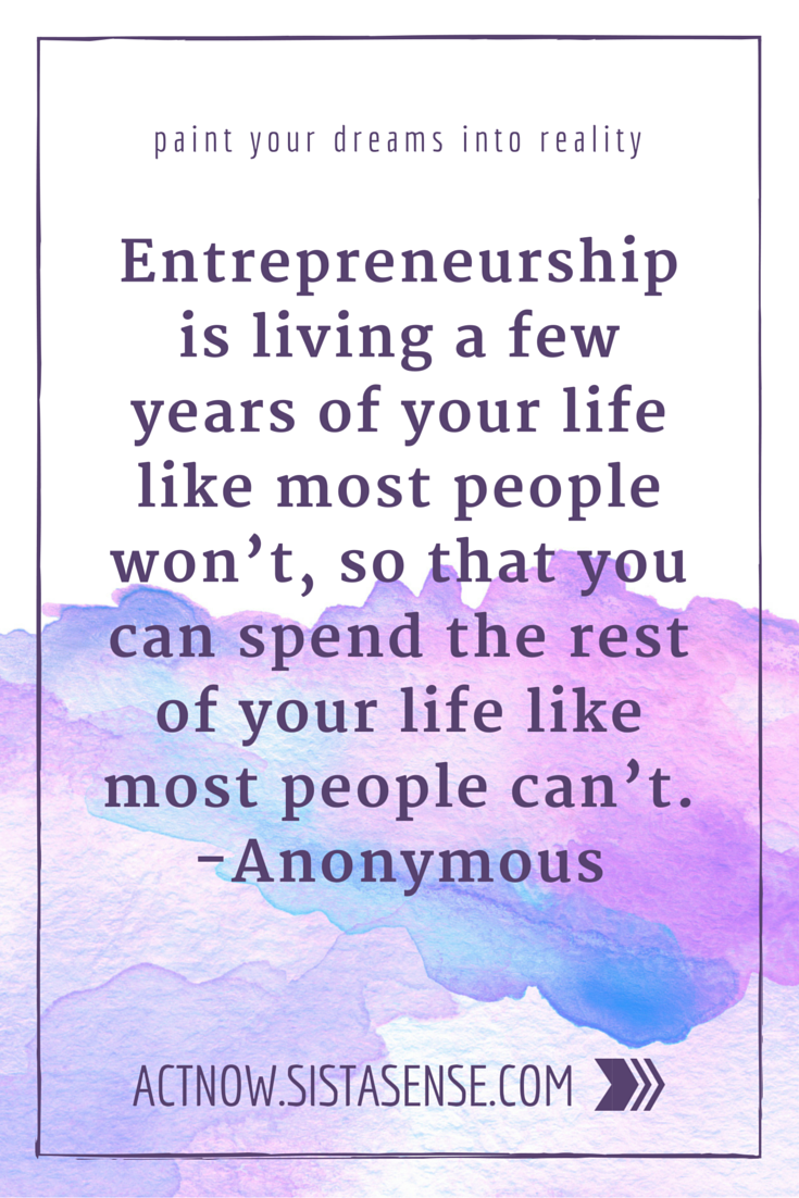 Success Quotes For Women Entrepreneurs Sistasense