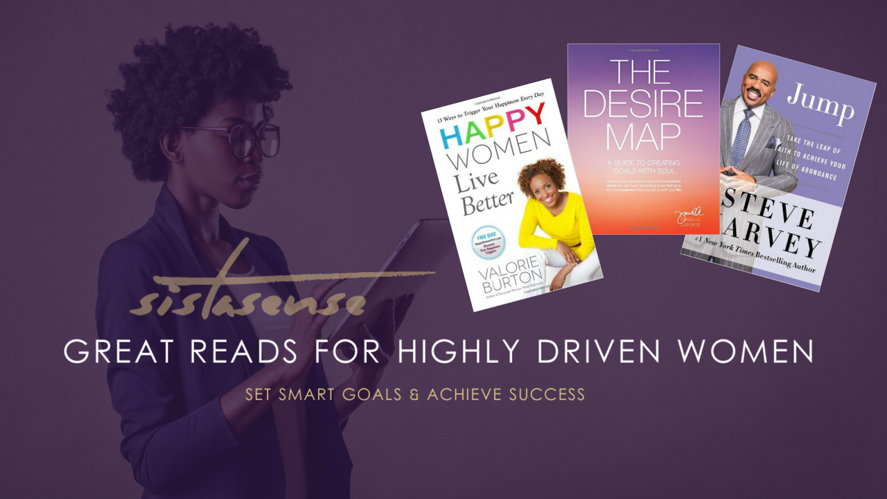 Great Reads for Highly Driven Women Entrepreneurs Looking to Set Goals and Achieve Success