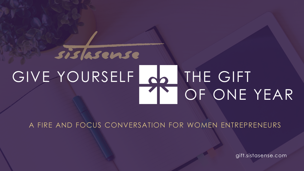 On the Path to Achieving Success: Give Yourself the Gift of One Year