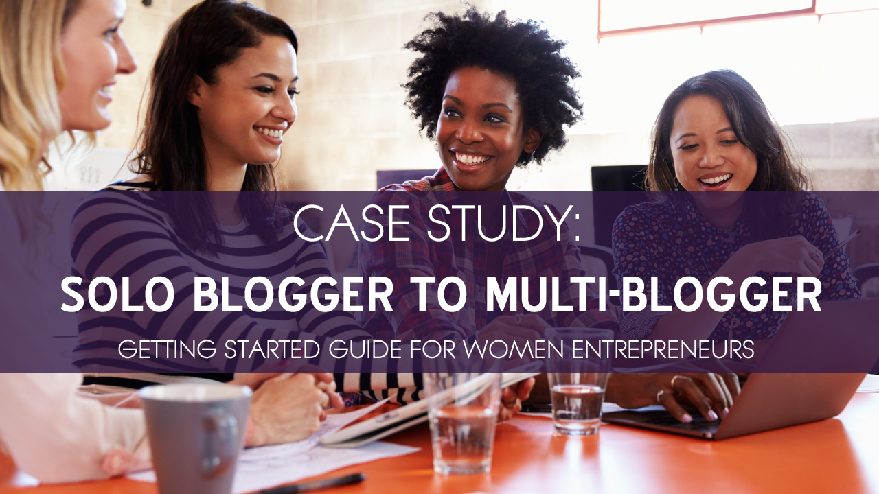 Case Study: Going From A Solo Blogger To A Multi Author Blog